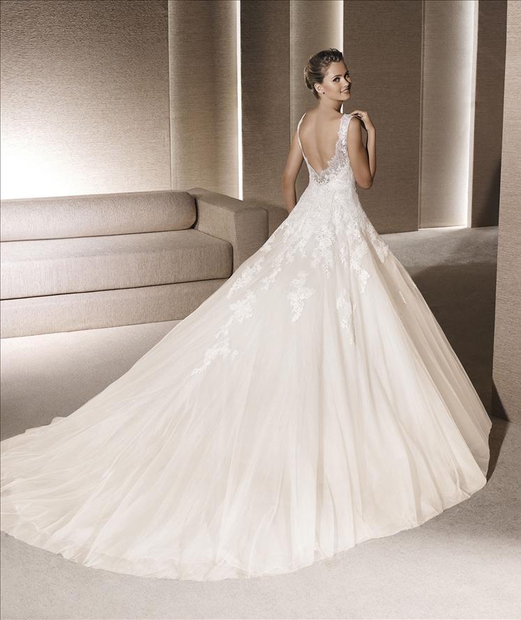 official photos 04710 3296f SIEGBURG ADORNIA BRAUTMODEN - La Sposa vestidos de novia ...